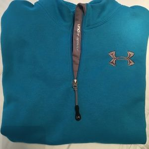 Under Armour Sweater Blue M